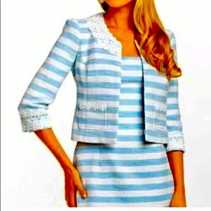 ♦️NWT Lilly Pulitzer Lurex Boucle Nelle Jacket